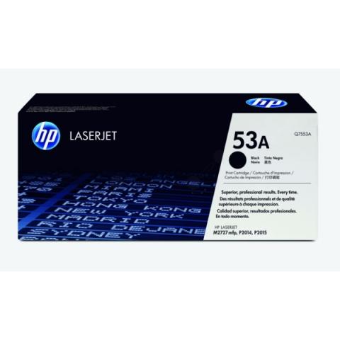 HP Q7553A original Toner für HP Laserjet P2014 ,