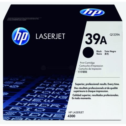 HP Q1339A Toner original HP mit einer