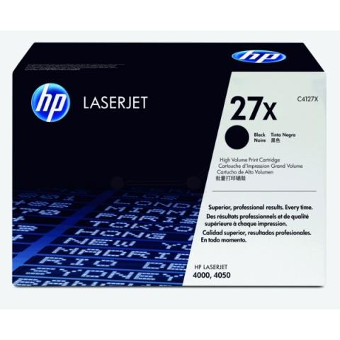 HP C4127X Laser Toner für ca. 10.000 Seiten
