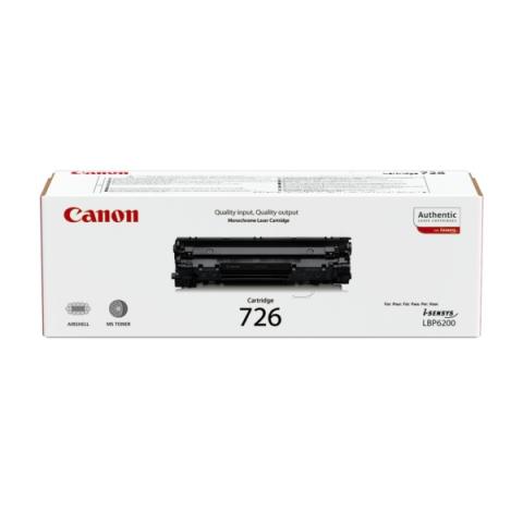 Canon 3483B002 Toner CRG726 für ca. 700 Seiten