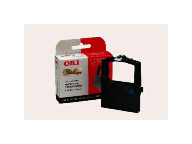 OKI Farbband 9002310 für OKI Microline 320 / Microline 390 und Microline 5320, schwarz