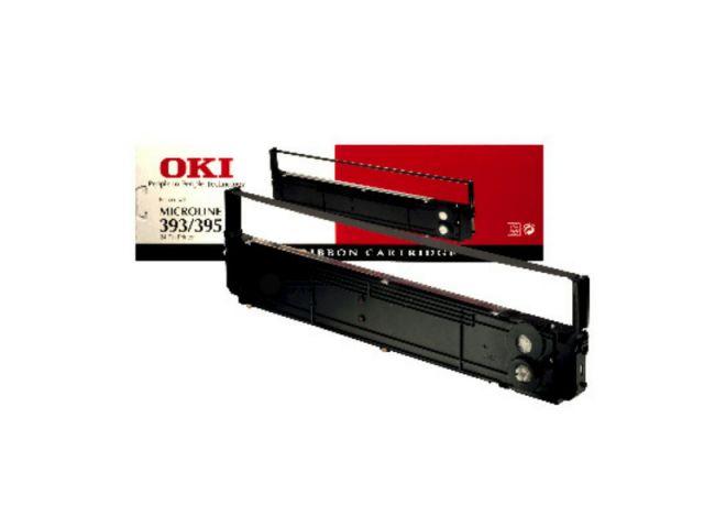 OKI Farbband 9002311 für OKI Microline 393 / 394 / 395, Pacemark 3410, schwarz
