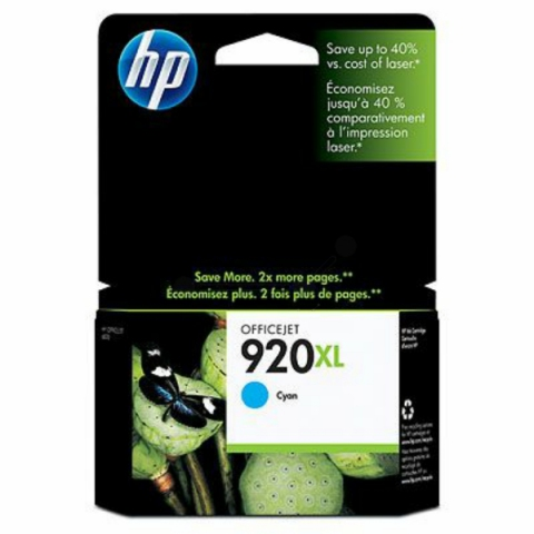 HP CD972AE HP Tintenpatrone mit einer Reichweite