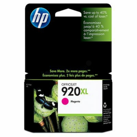 HP CD973AE HP Tintenpatrone mit einer Reichweite