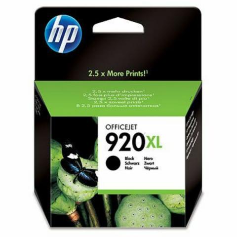 HP CD975AE HP Tintenpatrone 920XL mit einer