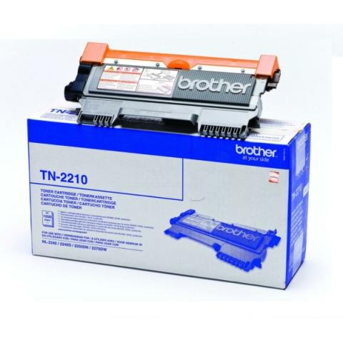 Brother TN-2210 Toner für für ca. 1200 Seiten