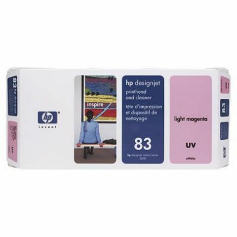 HP C4965A Druckkopf magenta hell mit UV-Tinte +