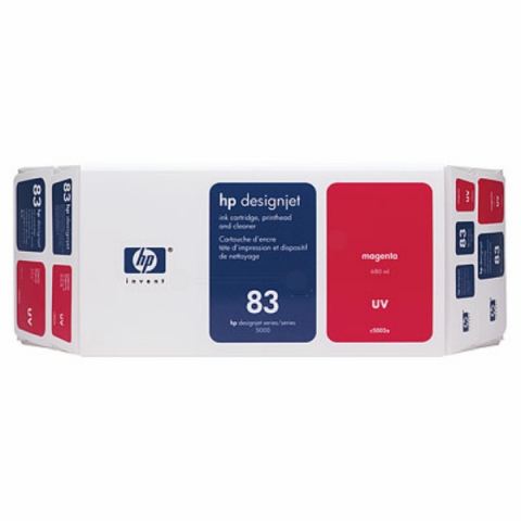 HP C5002A Tintenpatronen Kombipack DESIGNJET