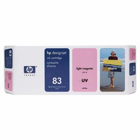 HP C4945A HP 83 , UV-beständige HP Tintenpatrone