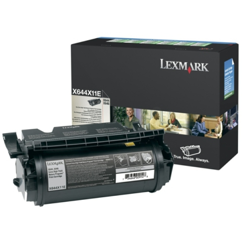 Lexmark 0X644X11E original Toner für Prebate