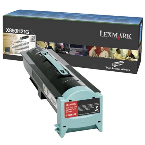 Lexmark 0X850H21G original Toner -Kit für X