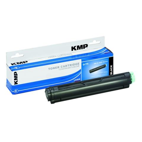 KMP Toner, recycelt, ersetzt 01103402 für Oki