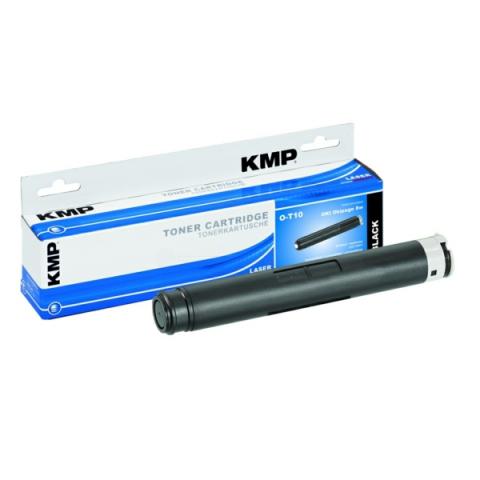 KMP Toner, recycelt, ersetzt 00079801 für