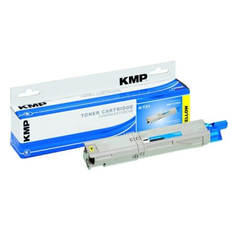KMP Toner kompatibel zu 43459329 für ca. 2500