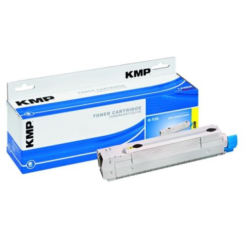 KMP Toner von f�r ca. 6.000 Seiten f�r OKI