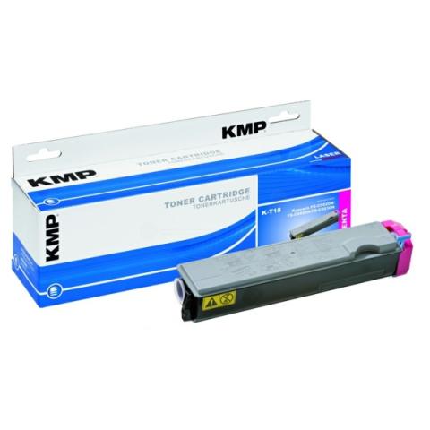 KMP Toner, ersetzt TK-510M für Kyocera Mita FS-C