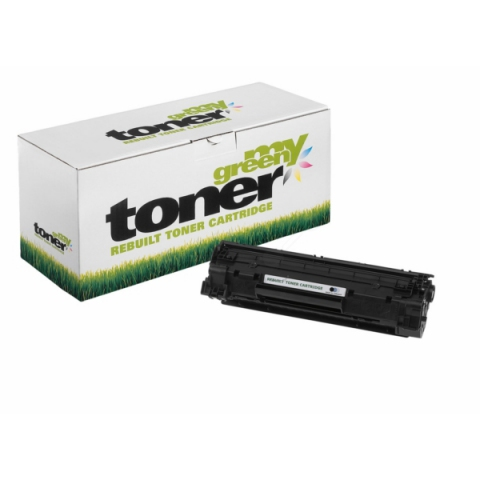 My Green Toner Toner für HP Laserjet P1505 High