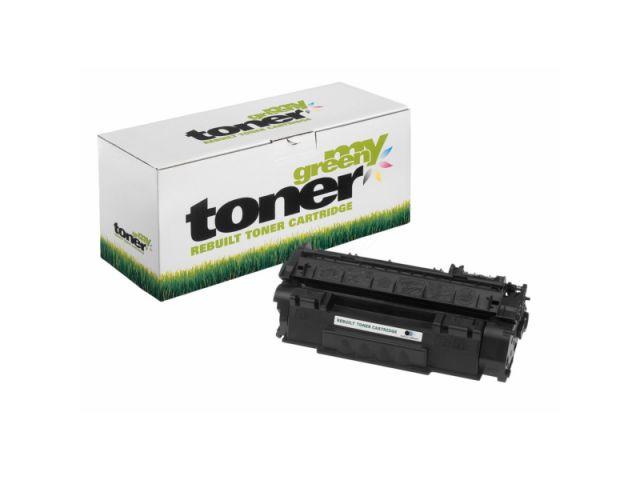 Toner für HP Laserjet P2015 / M2727, recycelter original Toner mit einer Kapazität für ca. 3.000