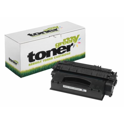 My Green Toner Toner für HP Laserjet P2015 ,