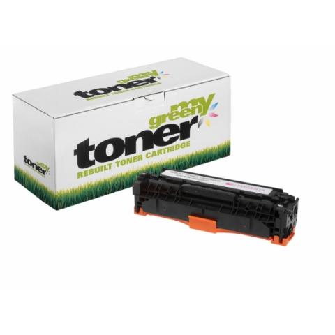 My Green Toner Toner, ersetzt HP CC533A oder