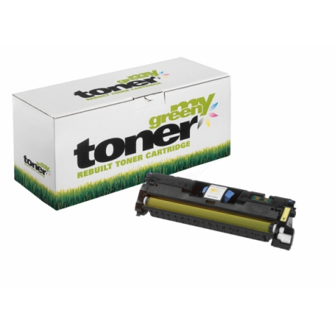 My Green Toner Toner, ersetzt HP Q3962A für HP