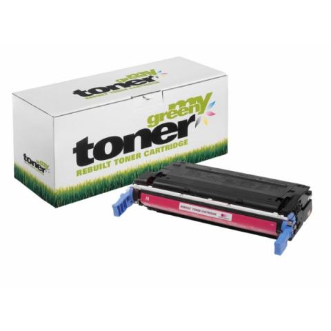 My Green Toner Toner kompatibel zu original HP