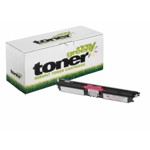 My Green Toner Toner, ersetzt 44250722 für OKI C