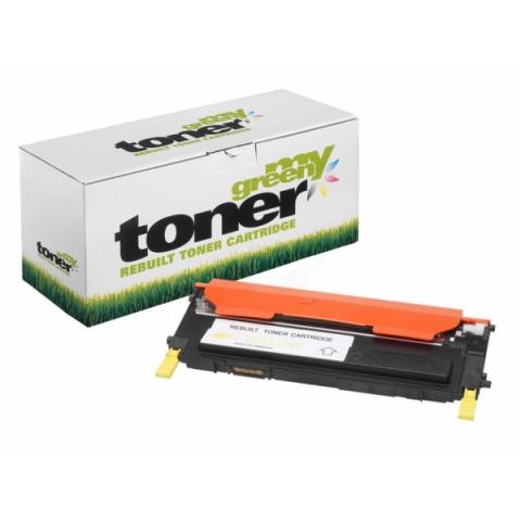 My Green Toner Toner, ersetzt CLT-Y 4092 S,ELS