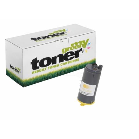 My Green Toner Toner, ersetzt CLP-Y350A , ELS