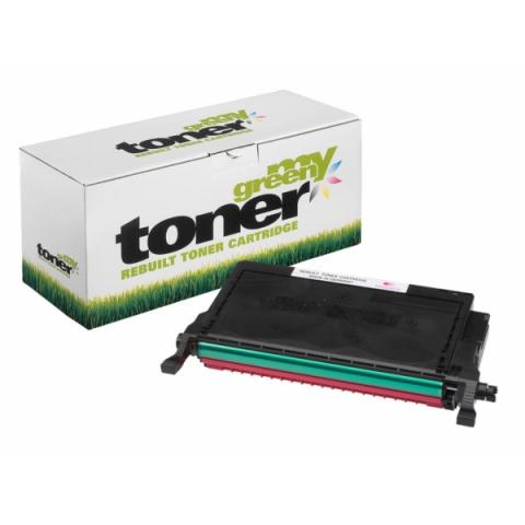 My Green Toner Toner, ersetzt CLT-M6092S , ELS