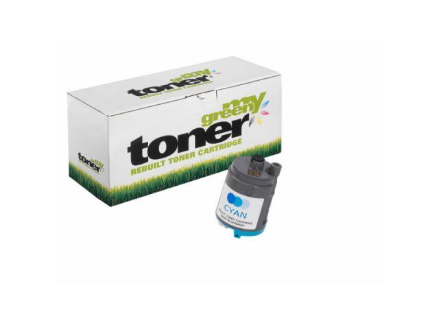 Toner ersetzt 106R01271 für ca. 1.000 Seiten für Xerox Phaser 6110 Serie, cyan