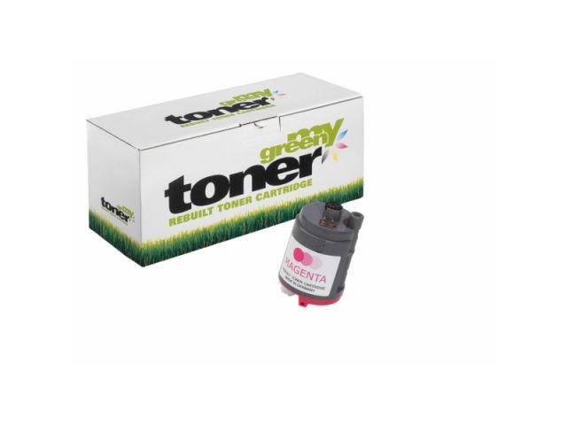 Toner ersetzt original 106R01272 für ca. 1.000 Seiten für Xerox Phaser 6110 Serie, magenta