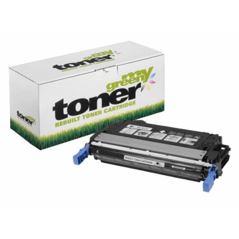 My Green Toner Toner ersetzt original HP Q6460A