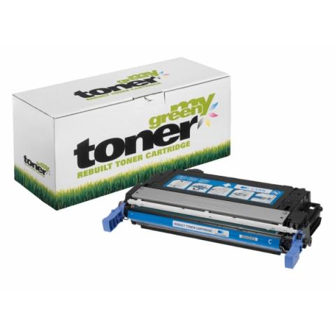 My Green Toner Toner ersetzt original HP Q6461A