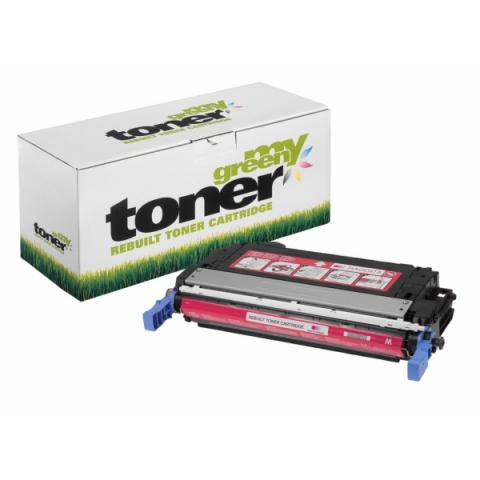 My Green Toner Toner ersetzt original HP Q6463A