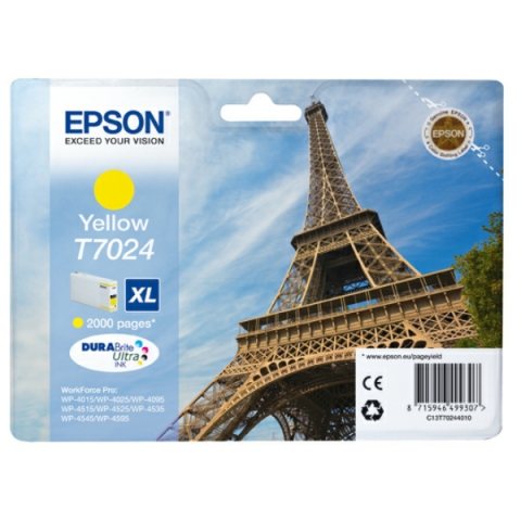 Epson C13T70244010 Druckerpatrone original ,