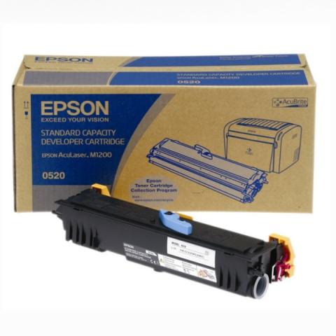 Epson S050520 Toner für ca. 1800 Seiten für
