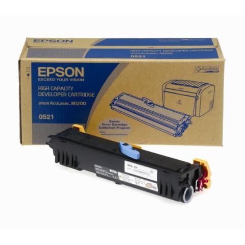 Epson S050521 Toner für ca. 3200 Seiten für
