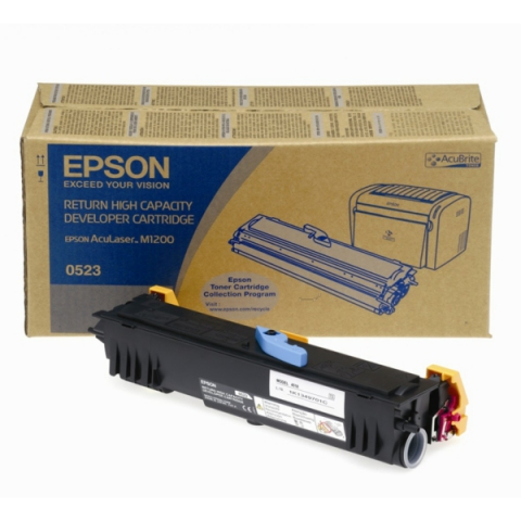 Epson S050523 Toner original return-program