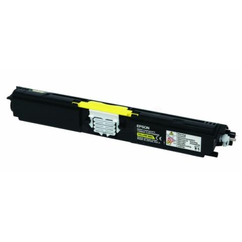 Epson C13S050554 Toner für Aculaser C1600 ,