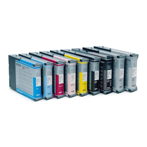 Epson T602700 Tintenpatrone original für Plotter