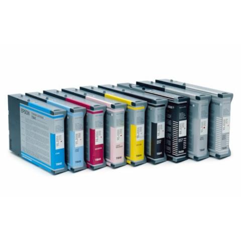 Epson T605200 Tintenpatrone original für Plotter