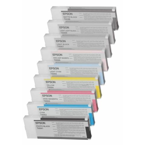 Epson T614300 Tintenpatrone original für Plotter