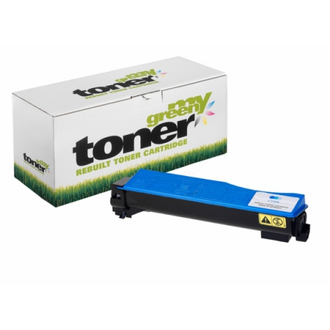 My Green Toner Rebuild Toner ersetzt TK-550C für
