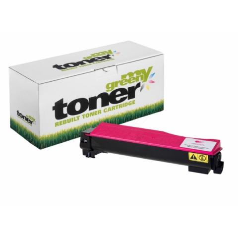 My Green Toner Rebuild Toner ersetzt TK-550M für