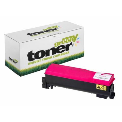My Green Toner Rebuild Toner ersetzt TK-560M für