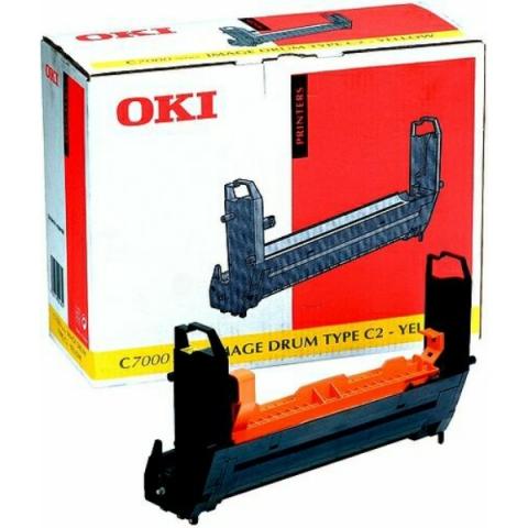 OKI 41962805 Bildtrommel für C7100 , C7300 ,
