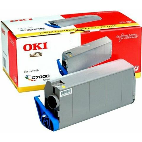 OKI 41963005 Toner für C7100 , C7300 , C7350 ,