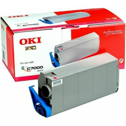 OKI 41963006 Toner für C7100 , C7300 , C7350 ,