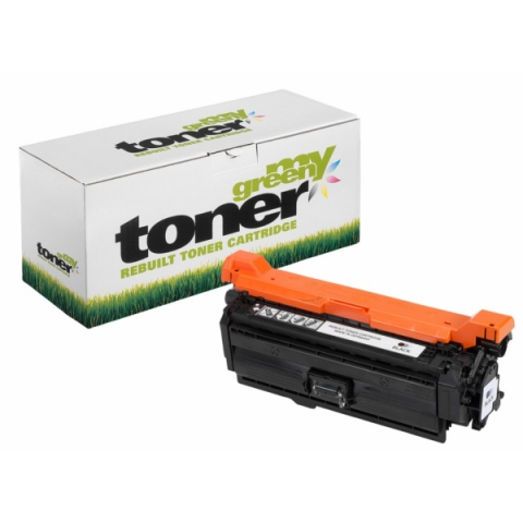 My Green Toner Toner XXL für HP Color LaserJet